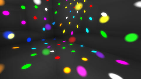 Disco Light Dc HD Animation