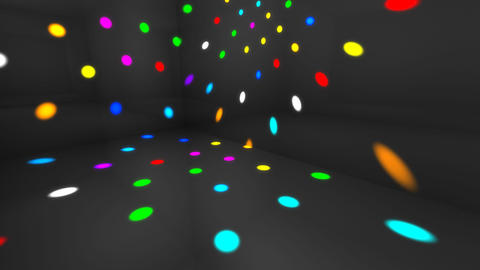 Disco Light Dd HD Stock Video Footage