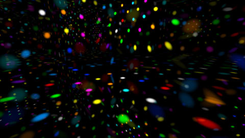 Disco Light Df HD, Stock Animation