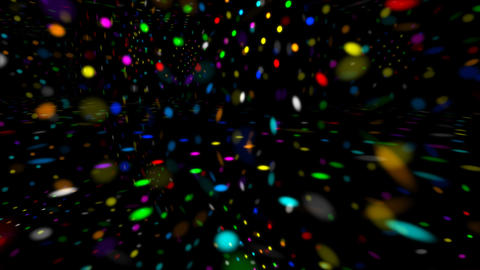 Disco Light Df HD Stock Video Footage
