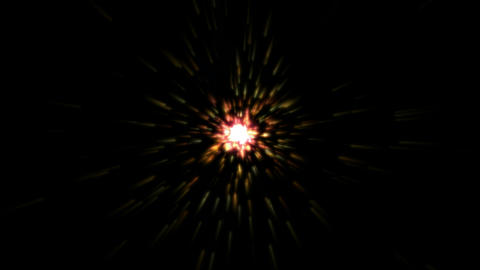 explosion,starbust in space.transpire,cosmic,flying,infinity,planetary,hope Animation