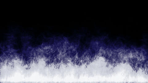 blue fire animation,natural... Stock Video Footage