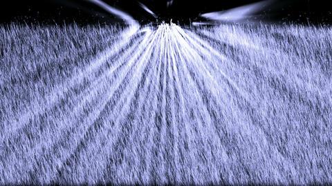 blue light exposure on the... Stock Video Footage