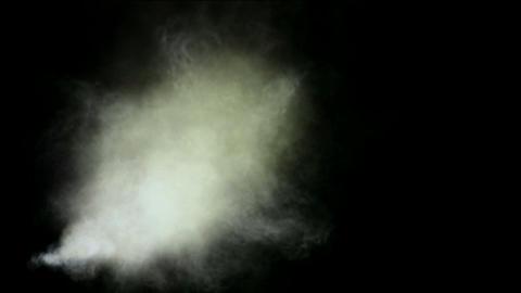 smoke,eruption,Sauna,bathroom,humidifiers,moist,hot-sprin... Stock Video Footage