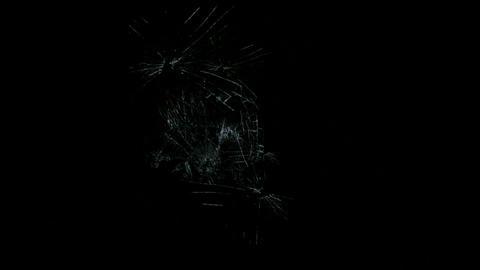 broken... Stock Video Footage