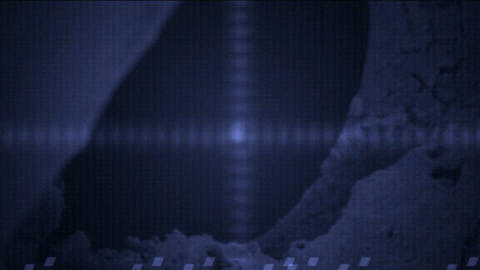 abstract naturals material background,x-ray... Stock Video Footage