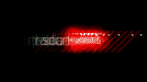 abstract red light and twill... Stock Video Footage