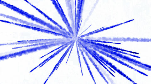 blue smoke missile.space,structure,explosion,smog,fireworks Animation