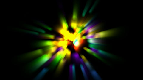 color ray light,dazzling disco neon light,Ballroom,Radiation Stock Video Footage