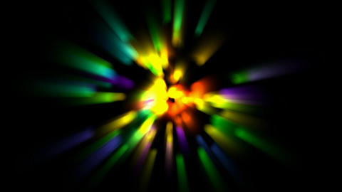 color ray light,dazzling disco neon light,Ballroom,Radiation Animation