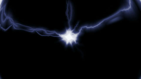 Blue Lightning Streaks.amps,atmospheric,bright,bumps,electric Animation