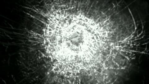 Gun shots in... Stock Video Footage