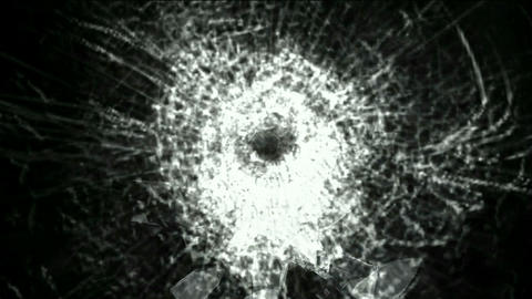 Gun shots in glass,splash,Shooting,armed,military,strength,target,combat,assassinations,assassin,Des Animation