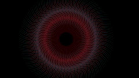 Aura,Rotation fancy pattern and... Stock Video Footage