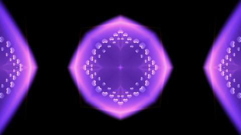 purple heart and diamond pattern,wedding background Animation