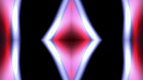 color diamond deform pattern,disco light... Stock Video Footage