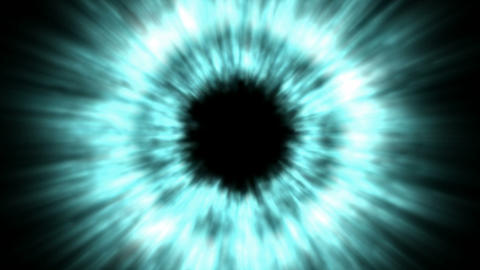 exhale ray light,blue tunnel hole.effects,fantasy,flash,focus,glow Animation