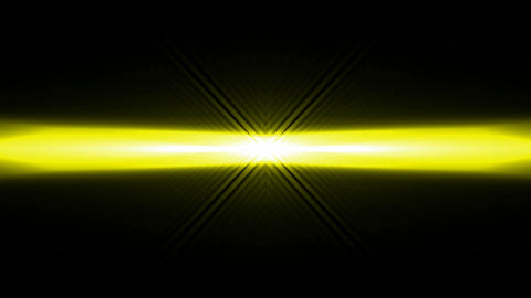 golden light ray wave,music rhythm... Stock Video Footage