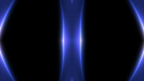 blue neon light,flare laser banner background,wedding... Stock Video Footage