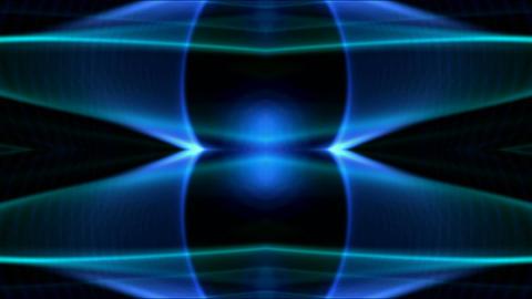 blue neon light,flare laser banner background,Dazzling... Stock Video Footage