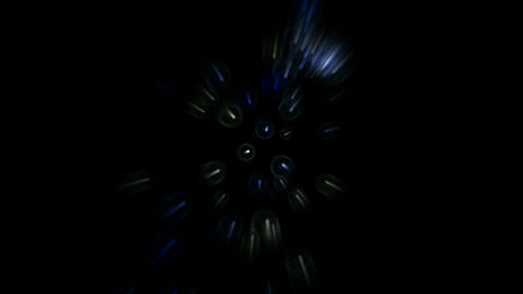 falling faint light,particle and dots,laser... Stock Video Footage