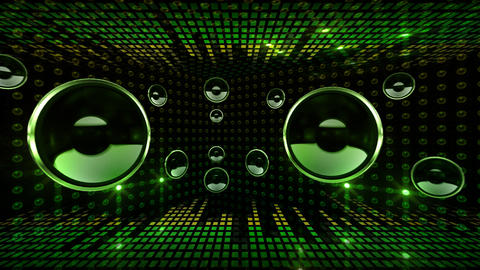 Disco Space 3 RArD3 HD Stock Video Footage