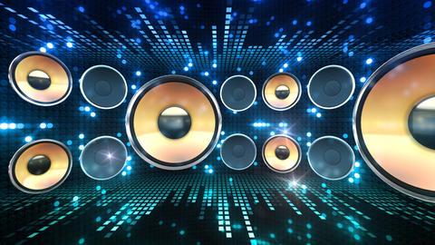 Disco Space 3 CBrC2 HD Stock Video Footage