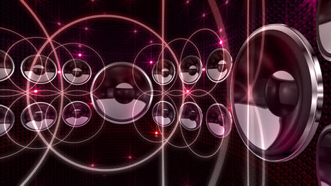 Disco Space 3 CDrC3 HD Stock Video Footage