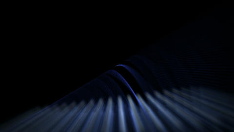 abstract blue grid ray and light,fiber optic,web tech... Stock Video Footage
