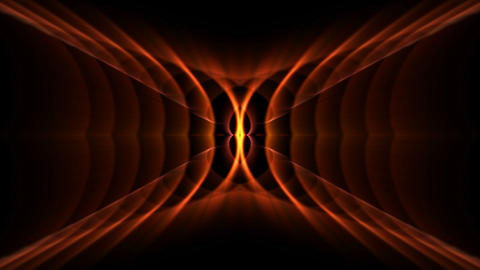 abstract red grid ray and light,fiber optic,web tech... Stock Video Footage