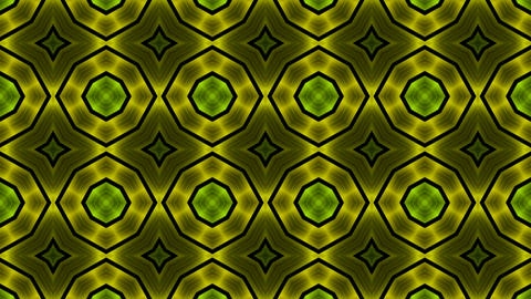 green metal flower background.jewelry,science... Stock Video Footage
