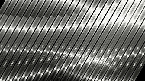 silver metal strips background,seamless loop.science fiction,future,Design,pattern,dream,vision,idea Animation