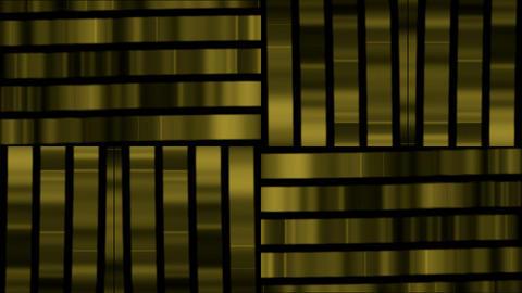golden square metal,Steel… Stock Video Footage