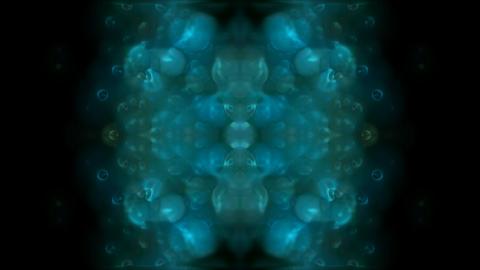 blue lotus fancy pattern,Buddhism Mandala... Stock Video Footage