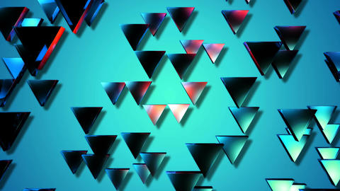 20 HD Triangle Pattern Backgrounds #06 2