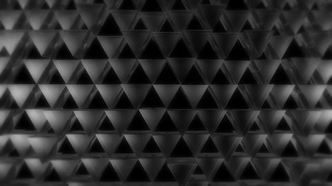 hard gray triangle Animation