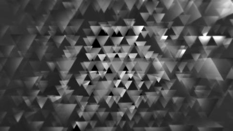 white triagonal optic Animation