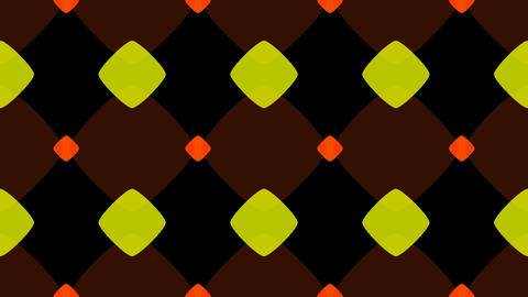 tileable vintage rounded pattern with alpha Animation