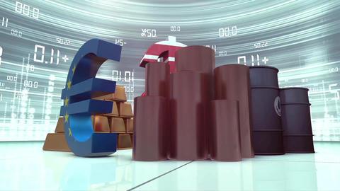 finance commodity types Animation