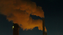 Industrial Stacks Footage
