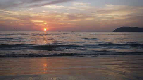 Sand beach 7 Footage