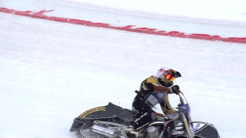 Ice Speedway Live Action