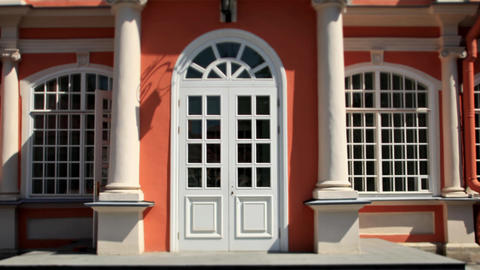 Grand Entrance stock footage