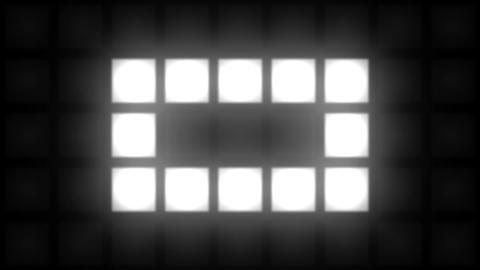 Cube Glow 4 Animation