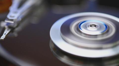 Hard disk drive Footage
