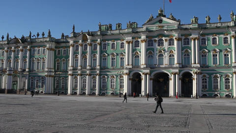 Winter Palace Landmarks of St. Petersburg Live Action