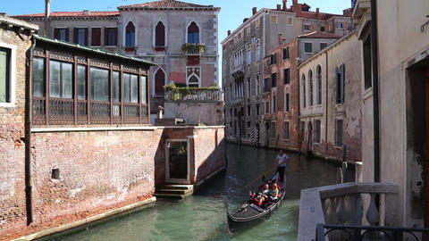 Scenes Of Venice (12 Of 32) stock footage