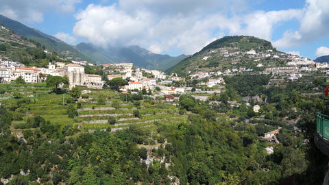 Scenes from Ravello Italy (1 of 8) Footage