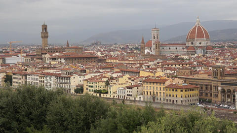 Views of Florence, Italy (14 of 15) Footage