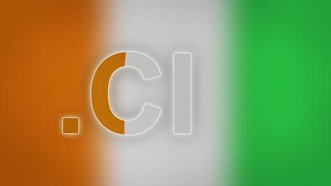 4K CI - Internet Domain of Cote d'Ivoire Live Action